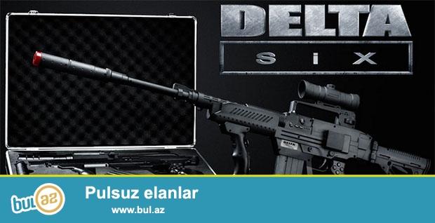 Delta six kabelsiz oyun avtomatidi. Original temiz Amerika malidi...