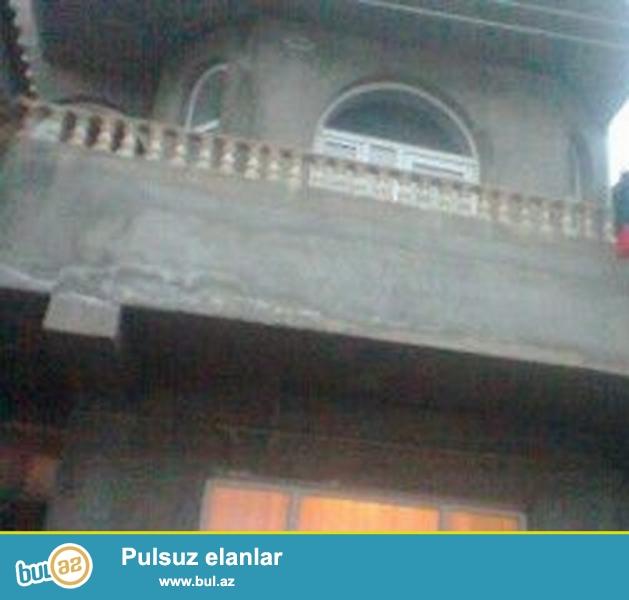 Очень  срочно в посёлке   Биладжары рядом с новым  авто вогзалом   в сторону военной части и  д/т  Агсарай   продаётся  новопостроенный  3-х этажный  7-ми комнатный  частный дом, площадью 330 квадрат...