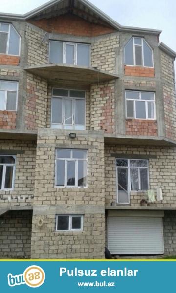 СРОЧНО!!! Продается 4-х этажный частный дом на 6 сот земельном участке, за Асиман, по проспекту Нобеля, 6-ти комнатная, общая площадь 500 кв...