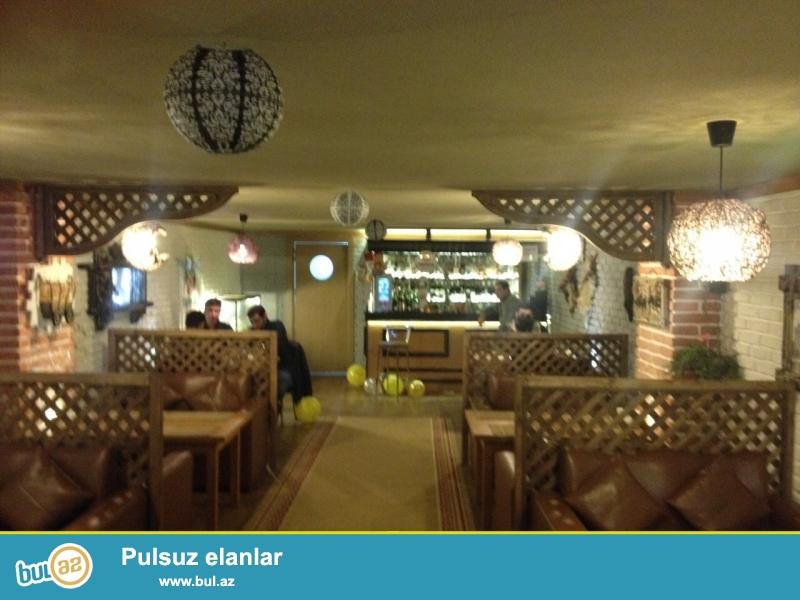 6-ci paralelde yeni tikili binanin zirzemisinde umumi sahesi 120 kvm olan Pub Club satilir...