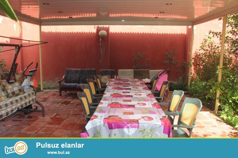 Очень  срочно! B посёлке   Биладжары  продаётся  новопостроенный  2-х этажный  6-и комнатный  частный дом, площадью 170 квадрат...