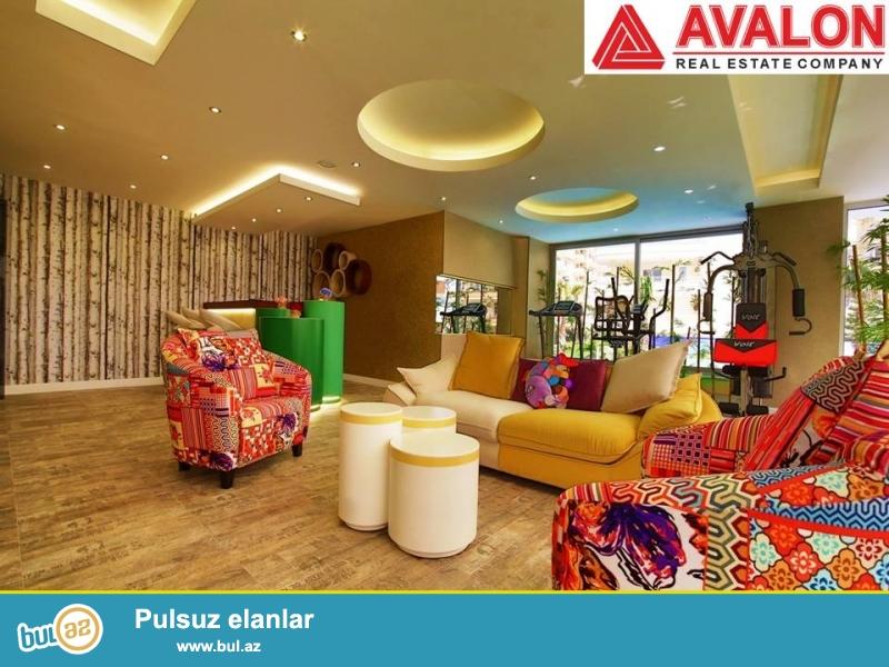 Cтроительный проект в Аланье находится в Махмутларе...