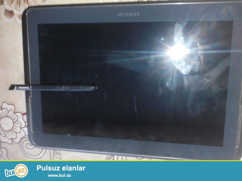 Salam,Teze Veziyyetde Samsumg Note 10.1 N8000 32 GB-di Planset Satilir...