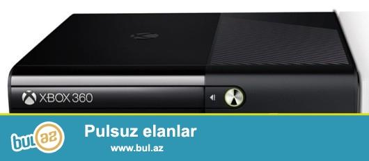 Xbox 360 e en axirinci model teze kimidi evdedi 1-2 defe istifade olunub 500 gb yaddawidi ustunde Ac dene super oyun var elave hdmi kabel var odaki qrafikani 6 defe artirir...
