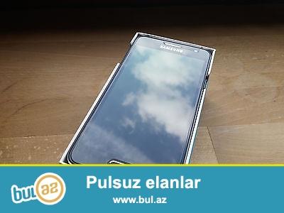 Galaxy A3 LTE (4G). 8mp+5mp ön kamera. 4.5 ekran. 16 gb daxili yaddaş, 1...
