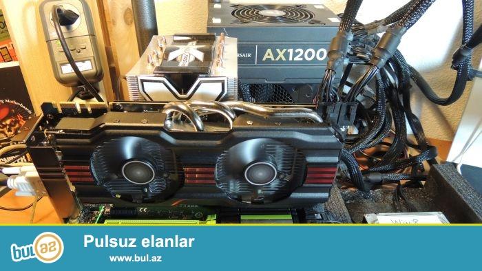 Asus gtx 770 2gb oc edition oyun videokartı satıram..ultra qrafikada açmadığı oyun yoxdu gta5ə və ən son bütün oyunları ultra qrafikada oynamağa imkan verir...