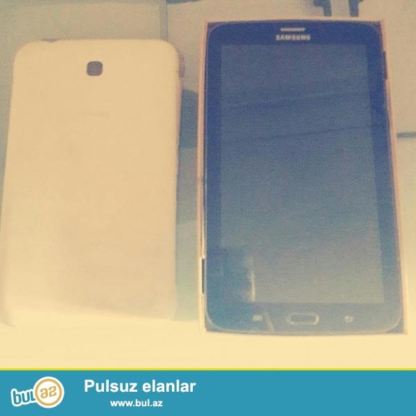Samsung tab 3 satilir.ustunde zaretqa,qabi,ayfon nauwniki,kabro,nokia c3,,bakcell telefonuda verilir...