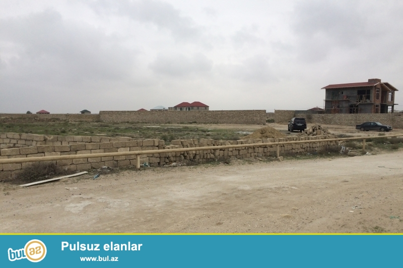 Tecili!!!!Abseron rayonu Turkan qesebesinde 62 sot torpaq sahesi satiram...