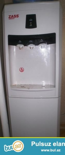 Zass firmasının 3 dərəcəli dispenseri satılır...