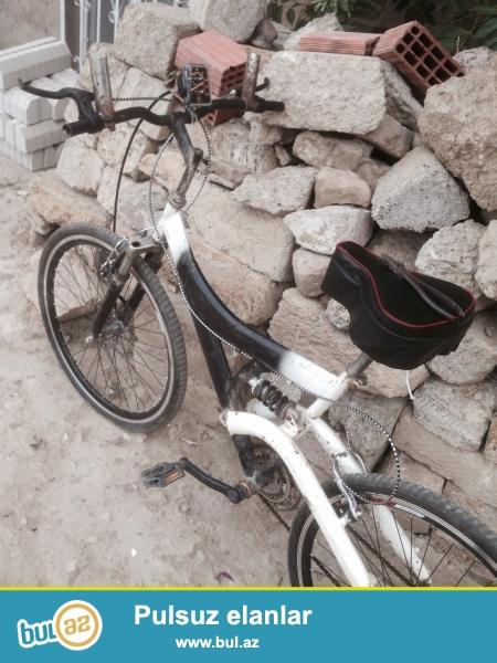 26liq velosiped satilir. Disk teker tormuz skors herweyi teze yigilib...