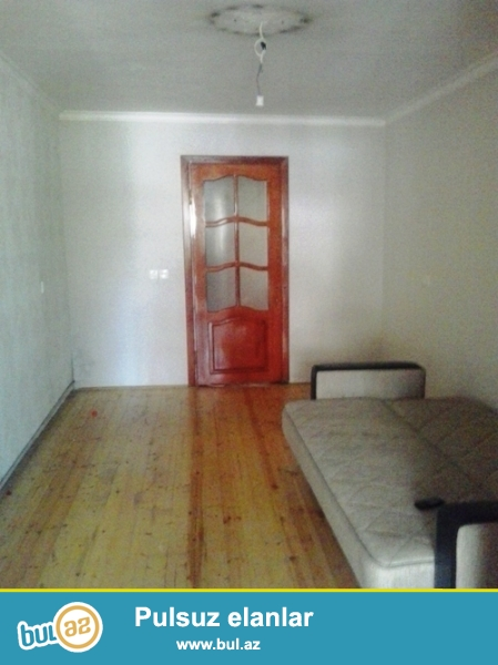 Cдается пуста 2-х комнатная квартира в Ясамальском районе, по улице Шарифзаде, рядом с садиком № 323 ...