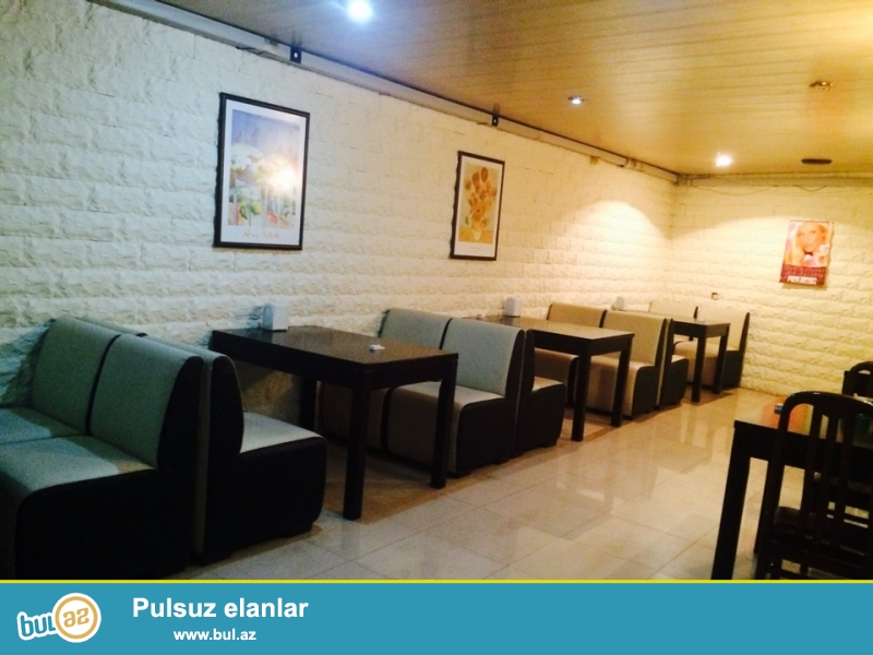 Сдается готовое кафе в центре города,в районе метро 28 мая, рядом со Славянским Университетом...
