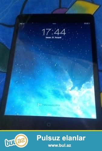 Təcili iPad mini 16 gb satıram. Əla vəziyyətdədir...