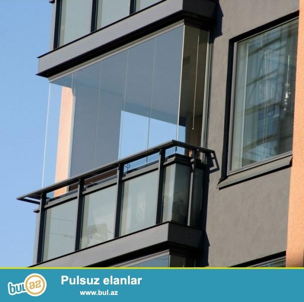 AzCam Balkon sirketi size Cam Balkon, Ofis arakesmeleri, Hovuz ustu ,Shuse fasad, Dush kabin, Cebhe -Alkapon ,Suse tavan, Perila ,Tent sistemlerini teklif edir...