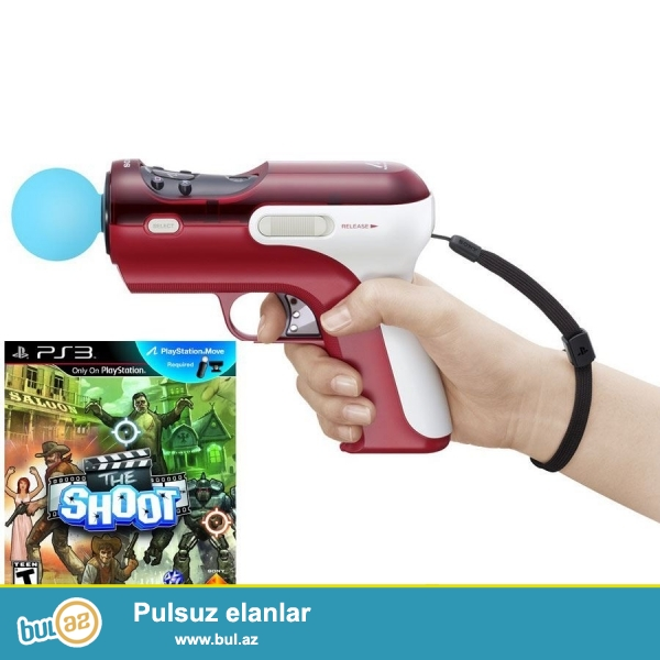 PS3 ucun tapanca ,Oyunu dahada canli maraqli etmek ucun gozel aksesuardir...