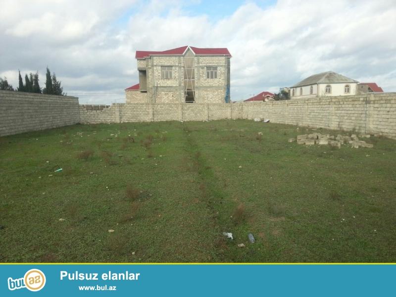 Очень срочно! В поселке Мердакян за Макаронной фабрикой  продается приватизированный  земельный участок  площадью 10 сот...