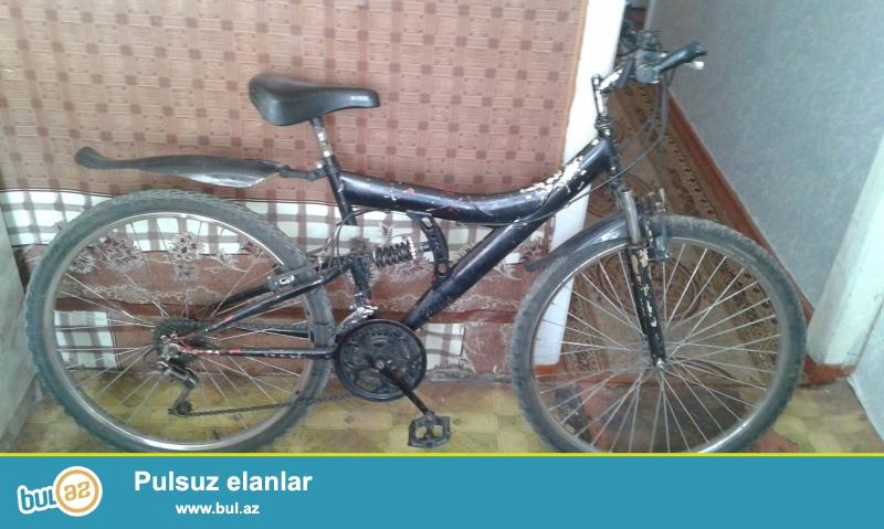 markasi rombo olan velosiped satilir. hec bir poblemi yoxdur...