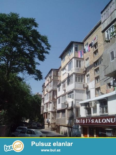 Продается 2-х комнатная квартира, по улице Шахбази, рядом с Неврологией, проект хрущевка, каменный дом, 3/5, общая площадь 42 кв...