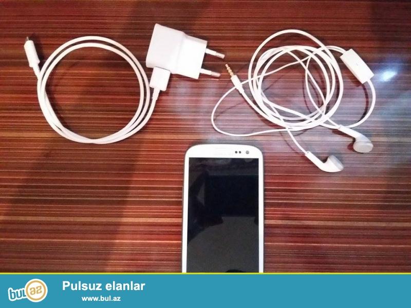 Смартфон Samsung Galaxy S III (GT-I9300) White Android 4...