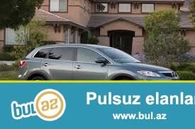Salam aleykum.Mazda Cx 9 ucun disk (orginal ustunde gelen) satilir,srvice qiymeti 500 azn di 1 aya sifarishle getiriller,Real alici olsa munasib qiymete razilasa bilerik<br />  <br /> 055 267 44 99