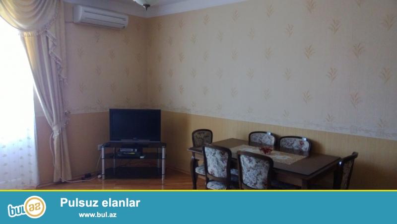 Новостройка! Cдается 2-х комнатная квартира в центре города,по проспекту Азадлыг,рядом с Американским посольством...
