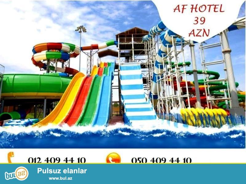 AF HOTEL NOVXANI AQUA-PARK
