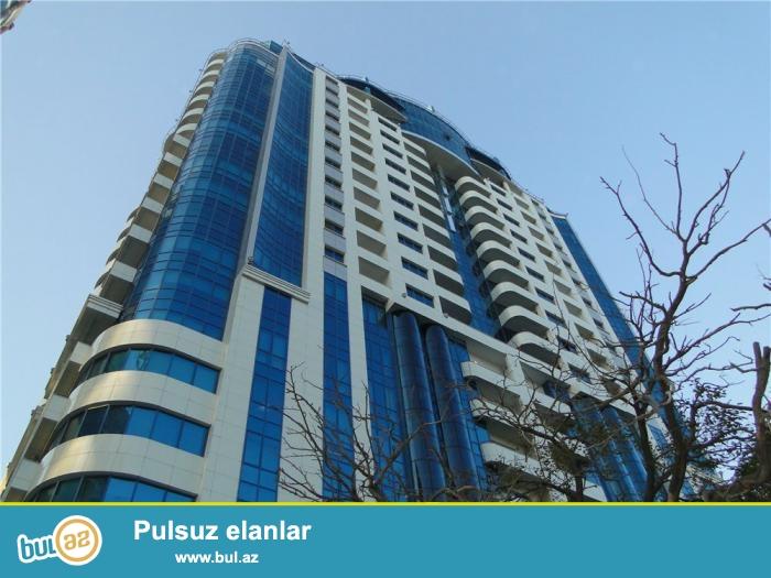 Эксклюзив!!! Около Порт Баку, в элитном комплексе на «Ени Хаят» сдаётся 3-х комнатная квартира с отличном ремонтом...