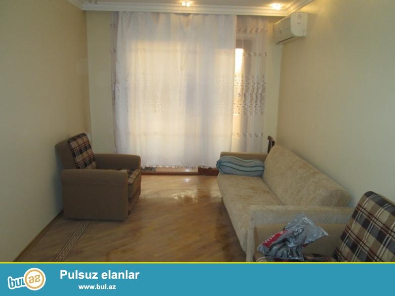Сдаётся 2-х комнатная квартира по проспекту Азадлыг около к/т Дружба...