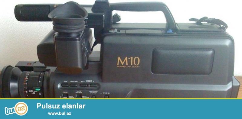 Təcili olaraq Panasonic M10 videokamera satılır...