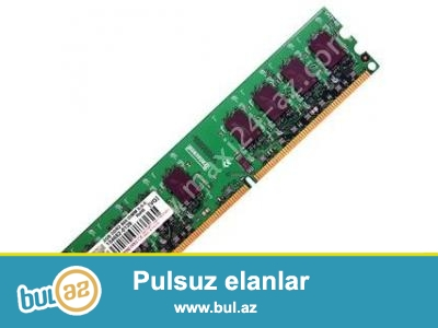 Ram PC-Patriot DDR2 1 Gb