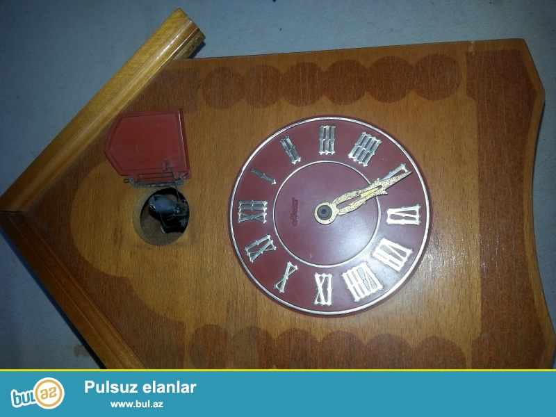 Mayak divar saatı