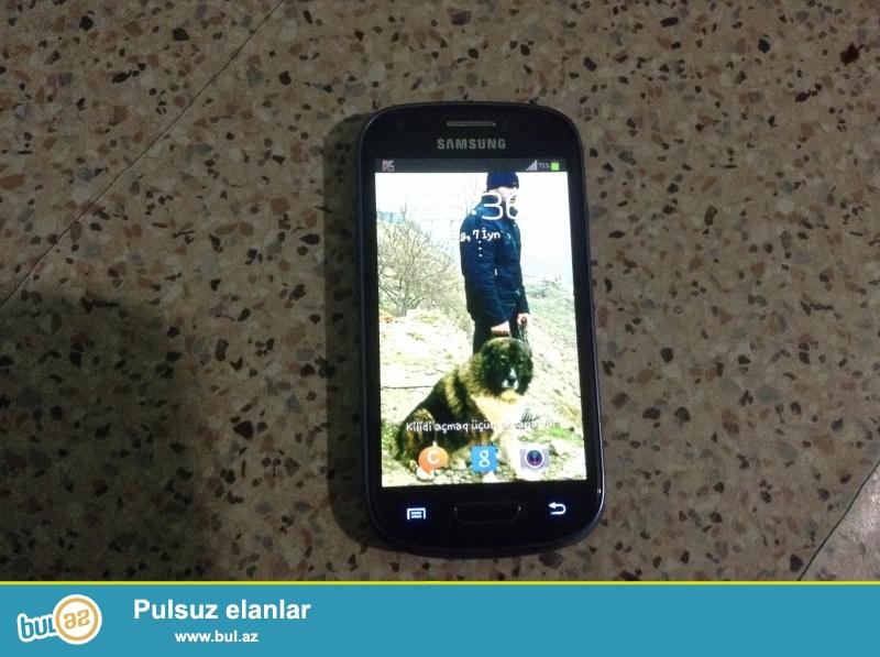 <br /> Samsung s3 mini satilir.Tezeden ferqlenmir kaburada islenib...
