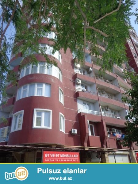 """Сдаётся 3-х комнатная квартира по улице Тебриз около """"Sherq Bazari""""..."""