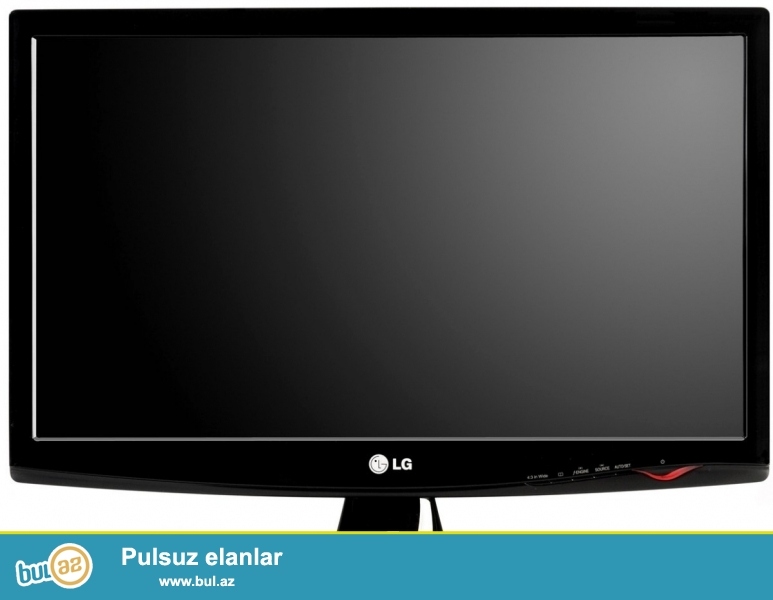LG Flatron monitoru, 1tb hdd, mouse, keyboard, 2 gb ddr3 RAM satilir...
