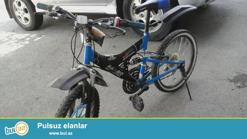 20 lik velosipeddi qabaq skorus islemir 1 il islenib