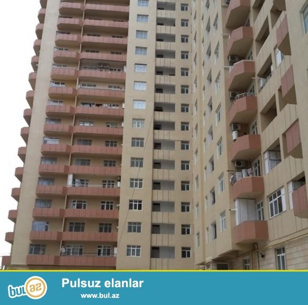 Очень срочно  в Ени Ясамал, в элитном комплексе * INAN BAYRAM *    продаётся 3-х комнатная квартира  нового строения   16 /18 ...
