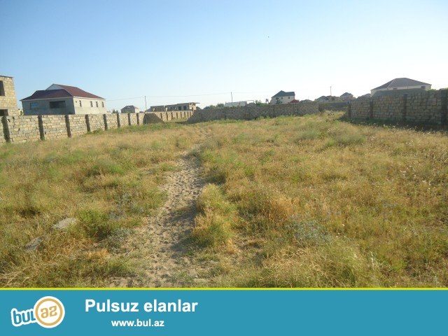 ƏLİ Sabunçu rayonu Maştağa ləhiş bağlarında əsas yoldan 100 metr məsafədə 12 sot torpaq sahəsi satılır...