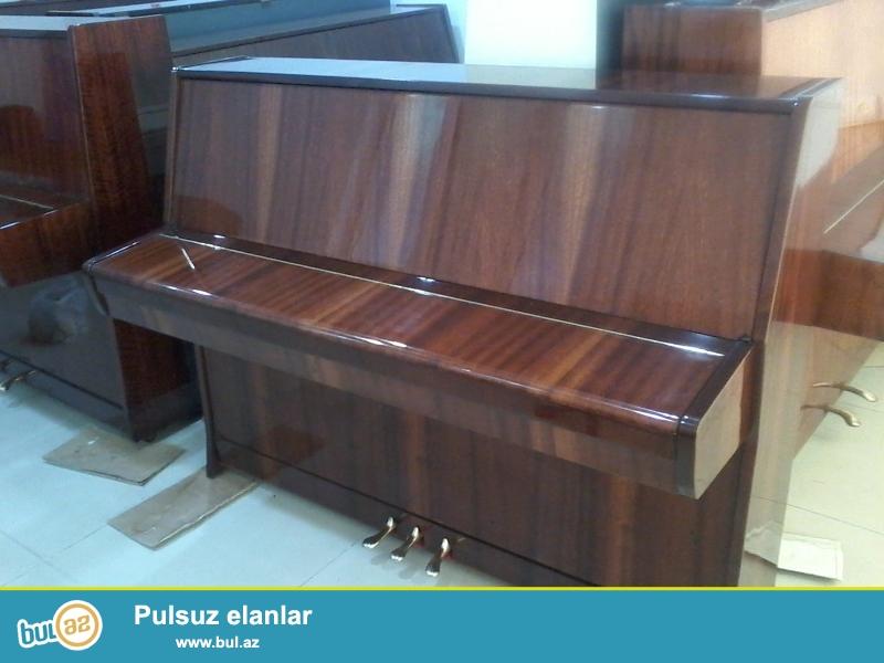 Bu model belarus Piano cox az istehsal olunub. 1980 illərdə bu modelləe Avropaya satilirdi...