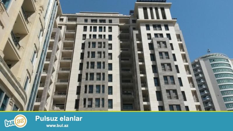 """В престижном комплексе """"Baku Residence""""  по улице С..."""