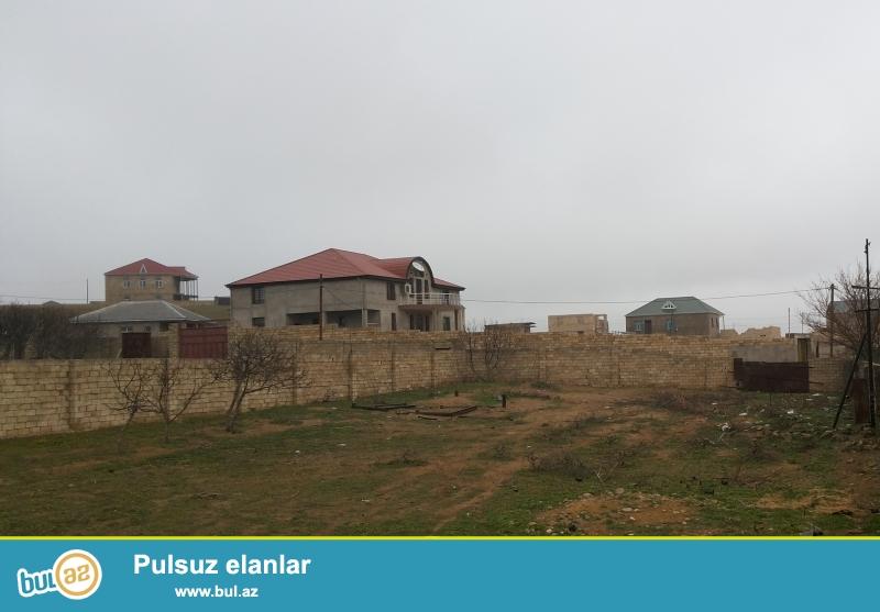 Saray bağlarında , Bakı dairəvi yolunun yanında(Villa badama yaxın)<br /> 16...