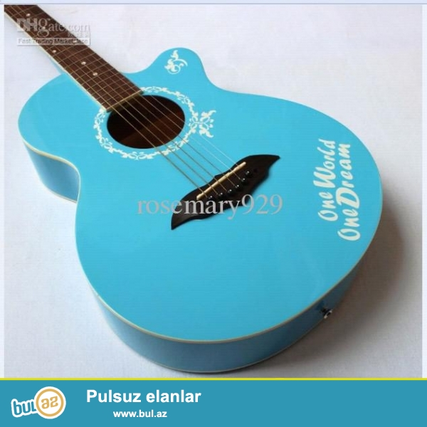 Qisa müddət ərzində profisional muellimler terefinde gitara dersleri kecirilir...