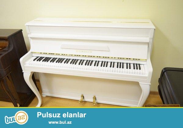 Pianino və Royallarin satişi və sifarişi