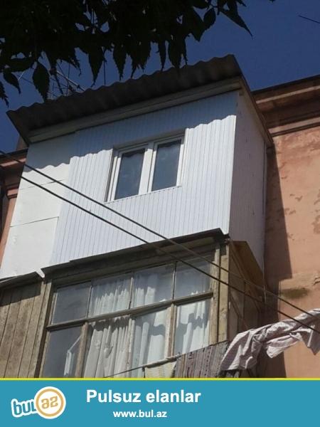 Продается 1-а комнатная квартира, по проспекту Азадлыг, около к/т Дружба, проект сталинка, каменный дом, общая площадь 40 кв...
