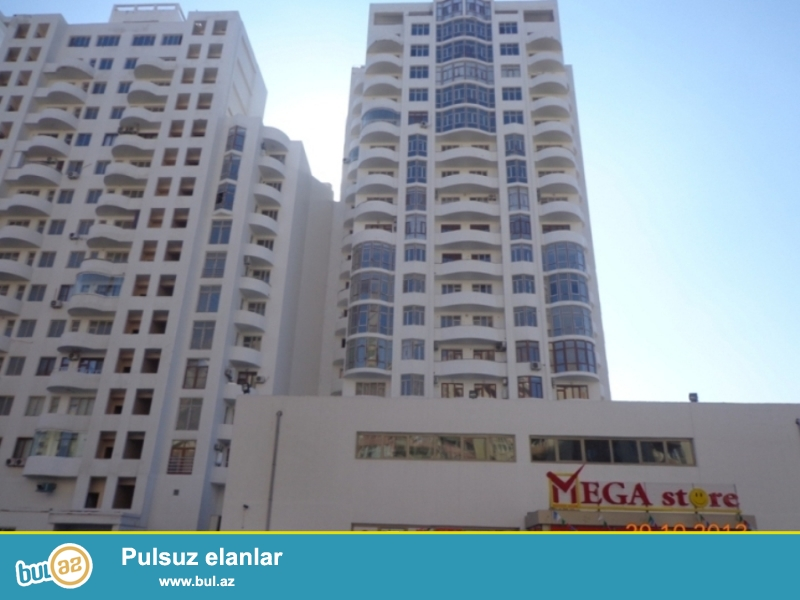 "Сдаётся 3-х комнатная квартира по проспекту Тбилиси над магазином ""Mega Store""..."