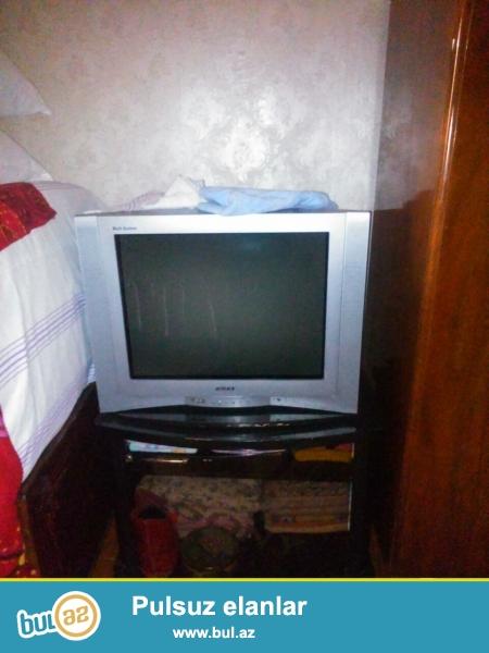 Iwlenmiw televizordu remonta getmeyib satiram