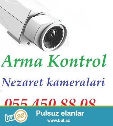 Video nezaret sistemleri. Tehlukesizlik kameralari<br /> <br /> Tehlukesizlik - kamera ve video nezaret sistemleri, ses siqnalizasiya, kontrol, yanğın siqnalizasiya sistemleri ve inteqrasiya tehlukesizlik sistemleri...