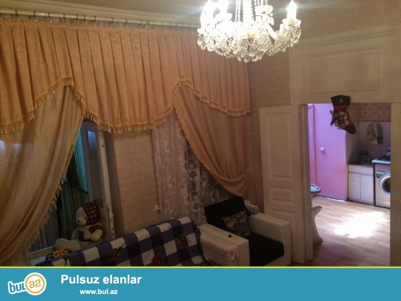 Продается 2-х комнатная квартира в центре города,по проспекту Азадлыг, рядом с метро 28 мая ...