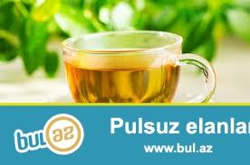 Müalicəvi çay.Tərkibində 6 növ yaşıl çay olan bu müalicəvi çay qanda xolesterinin səviyyəsinin aşağı düşməsinə və orqanizmdən çıxmasına kömək edir...