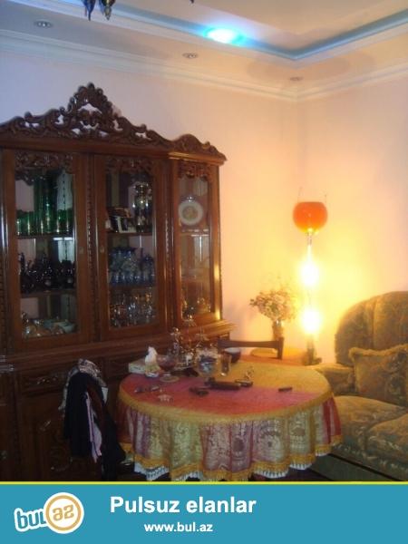 Cдается 1 комнатная квартира в Насиминском районе, рядом с метро Мемар Аджеми...