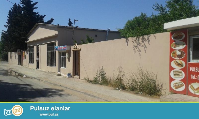 Restoran Zağulbada yerləşir(ərazisi  300 m2 ).Qiyməti razılaşma yolu ilə...